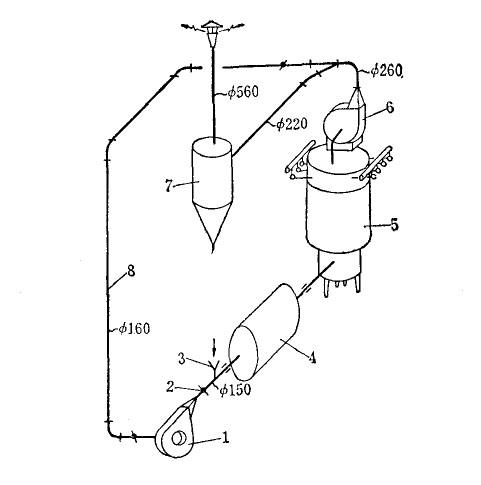 德州蓄电池厂王经理定购的铅粉机布袋除尘器已发货