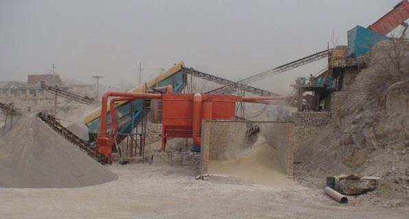 石灰生产工艺流程:-陕西榆林石灰厂李经理定购的出灰和破碎系统布